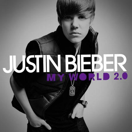 Justin Bieber, my word 2.0