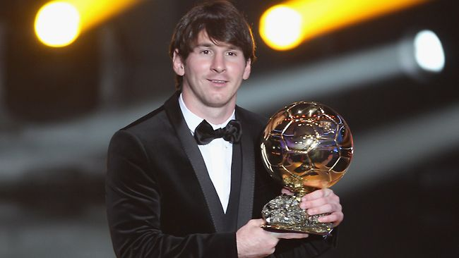 Lionel Messi Golden Ball