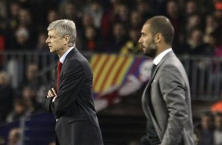 Round 7 at the Camp Nou! Comon Arsenal